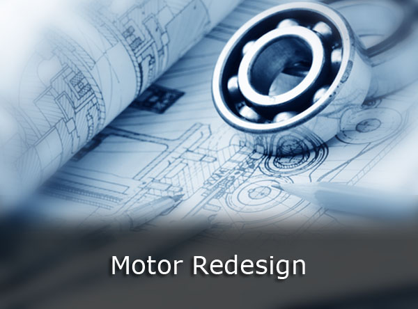 Electric Motor Redesign